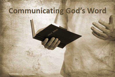 Communicating God's Word