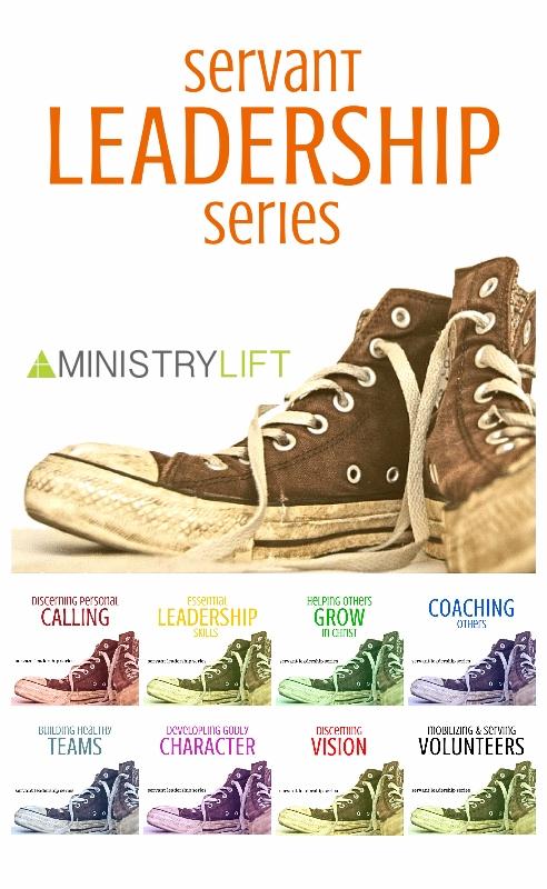 servant leadership series image